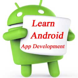 Android App Development Training and Internship in Jaipur